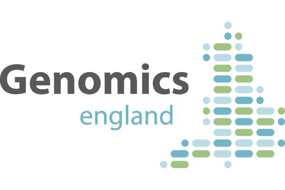 Genomics England logo